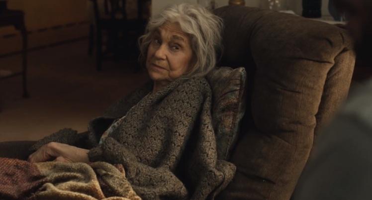 Lynn Cohen as Sarah Simpkin