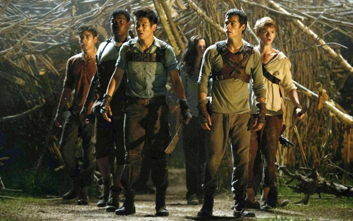 The Maze Runner (2014) – Reel Red Reviews