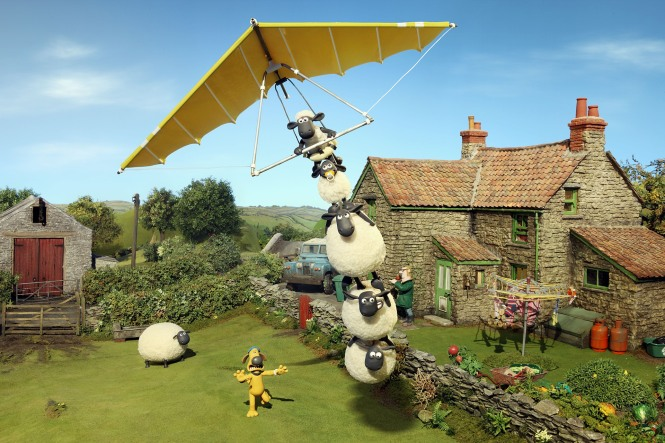 Shaun the Sheep Movie HD