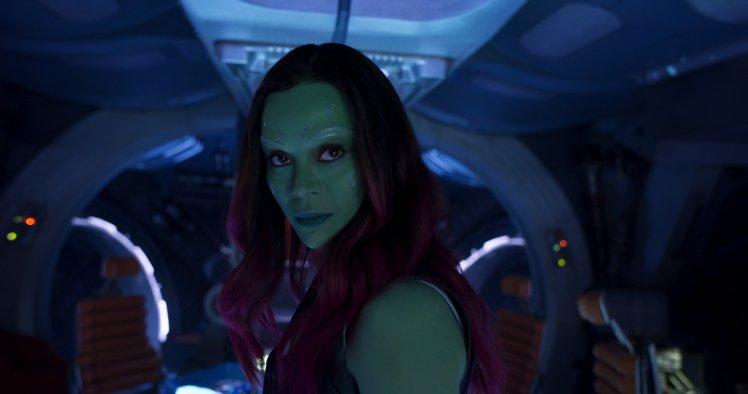 Gamora/Zoe Saldana